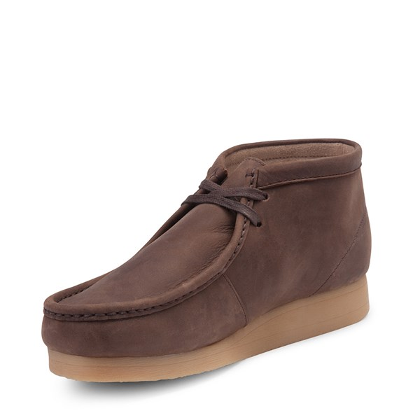 alternate view Mens Clarks Stinson Boot - BrownALT3