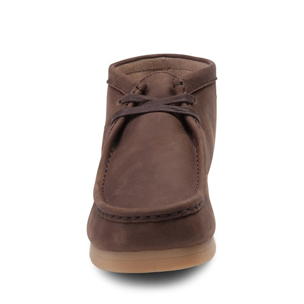 alternate view Mens Clarks Stinson Boot - BrownALT4