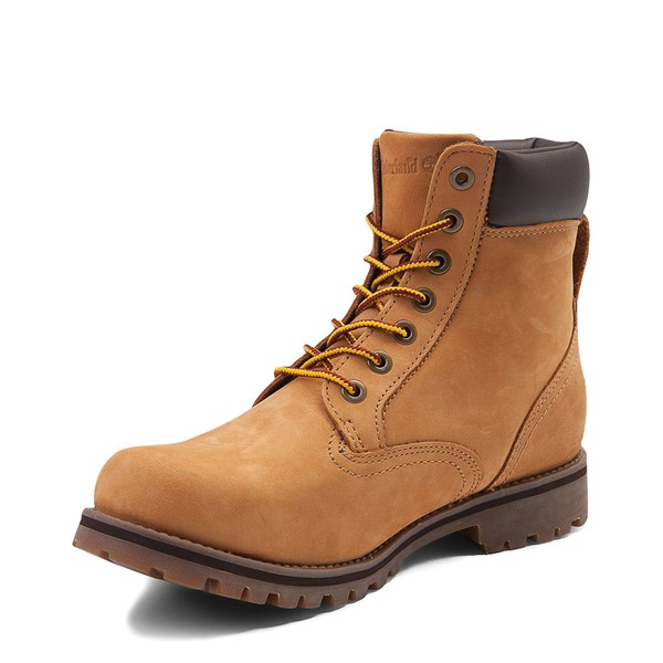"alternate view Mens Timberland 6"" Newmarket Boot - WheatALT3"
