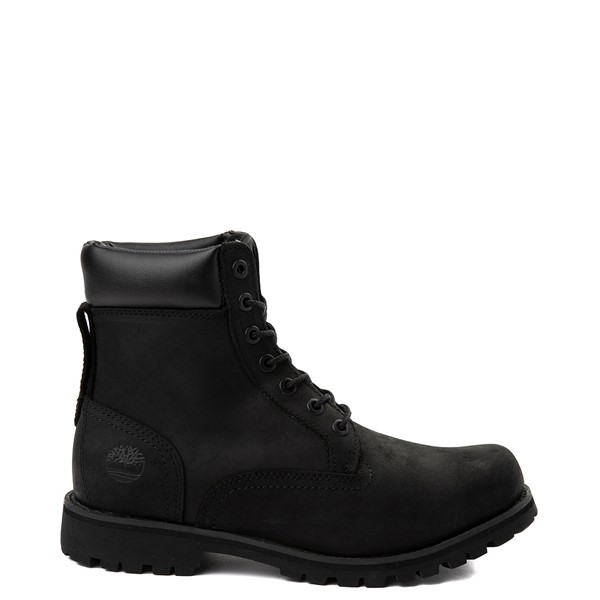 "Mens Timberland 6"" Newmarket Boot - Black"