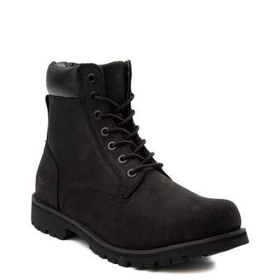 "Alternate view of Mens Timberland 6"" Newmarket Boot - Black"