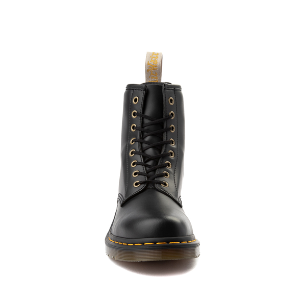 alternate view Dr. Martens 1460 8-Eye Vegan Boot - BlackALT2