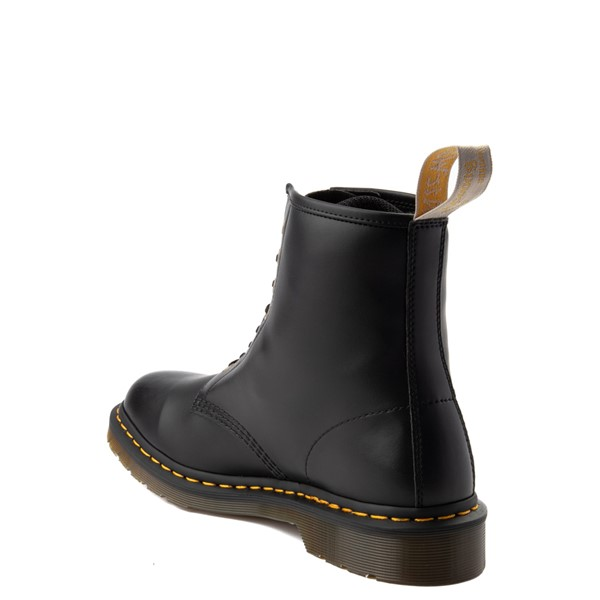 alternate view Dr. Martens 1460 8-Eye Vegan Boot - BlackALT4