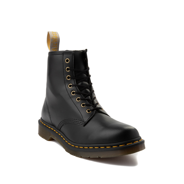 alternate view Dr. Martens 1460 8-Eye Vegan Boot - BlackALT5