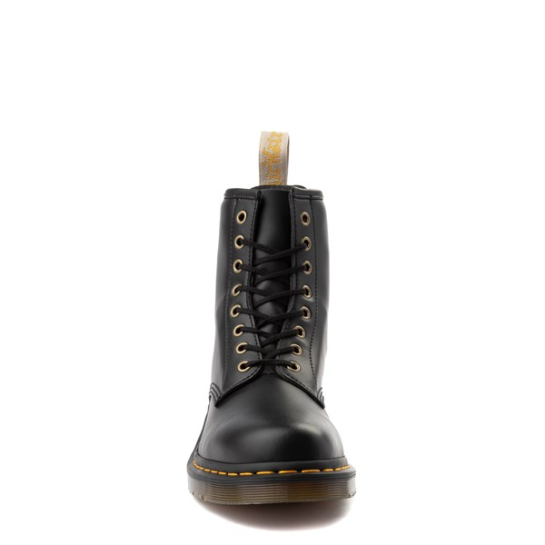 alternate view Dr. Martens 1460 8-Eye Vegan Boot - BlackALT3