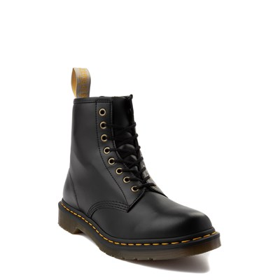 Alternate view of Dr. Martens 1460 8-Eye Vegan Boot - Black