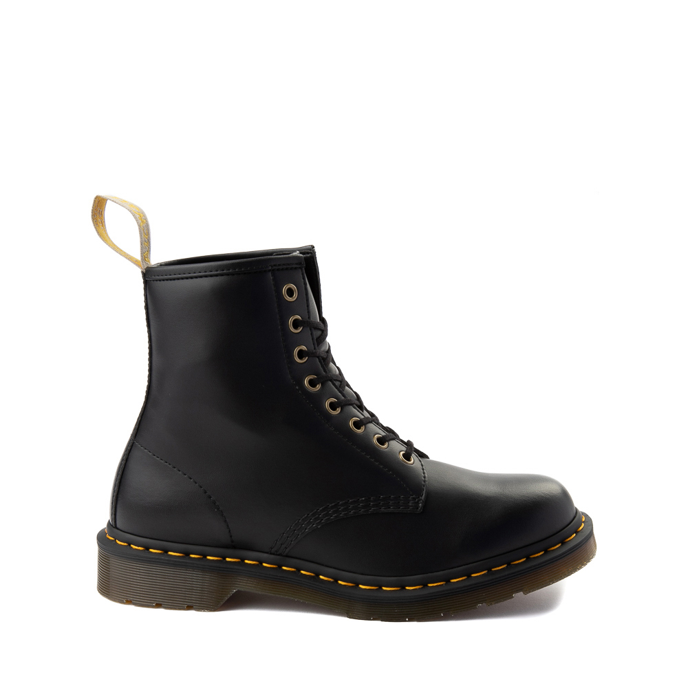 Dr. Martens 1460 8-Eye Vegan Boot - Black
