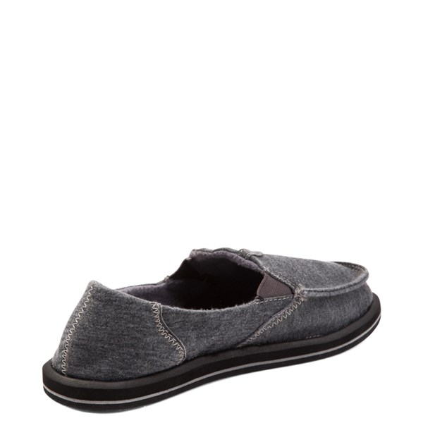 alternate view Womens Sanuk Pick Pocket Fleece Casual ShoeALT2