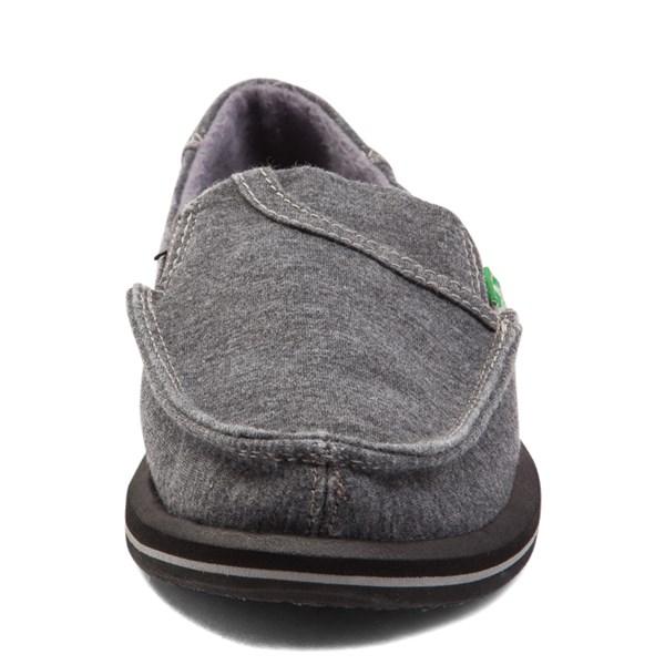 alternate view Womens Sanuk Pick Pocket Fleece Casual ShoeALT4