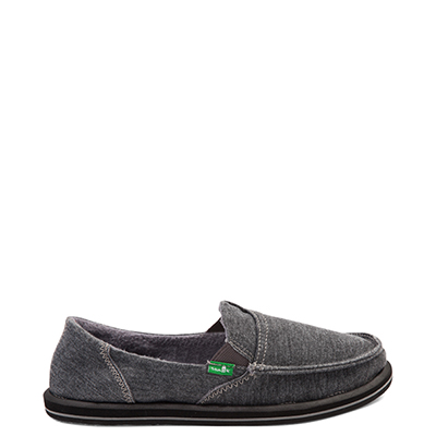 Main view of Womens Sanuk Pick Pocket Fleece Casual Shoe