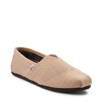 Alternate view of Mens TOMS Classic Burlap Casual Shoe