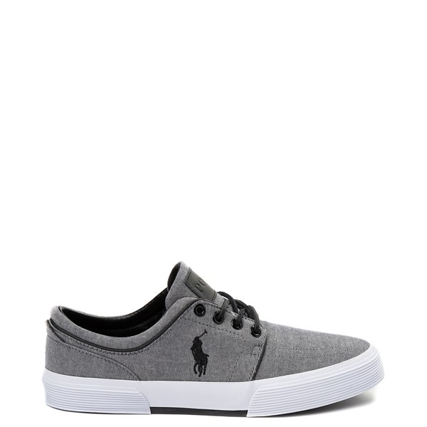 Main view of Mens Faxon Casual Shoe by Polo Ralph Lauren - Gray