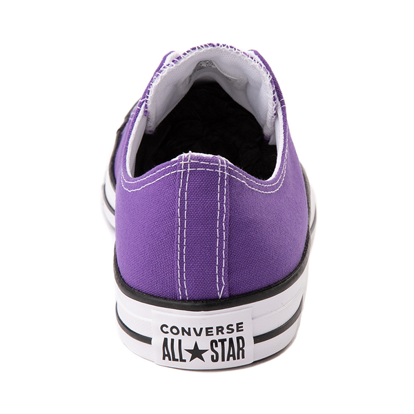 alternate view Converse Chuck Taylor All Star Lo Sneaker - PurpleALT4