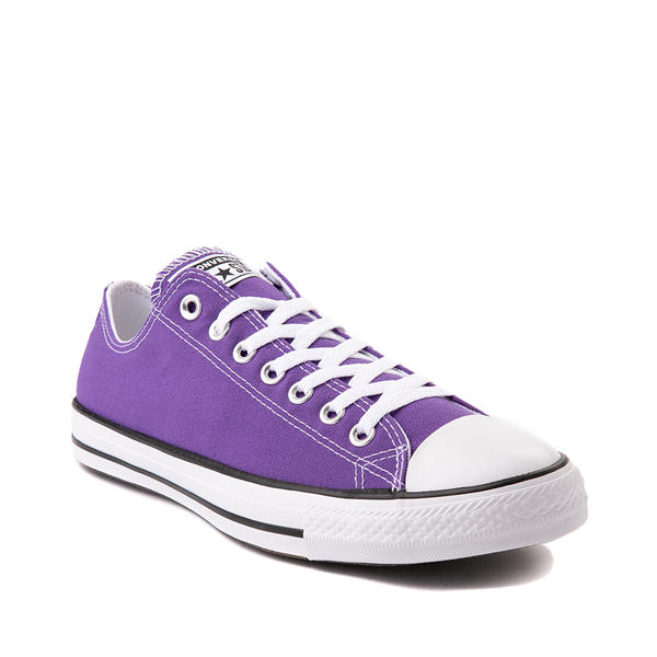 alternate view Converse Chuck Taylor All Star Lo Sneaker - PurpleALT5