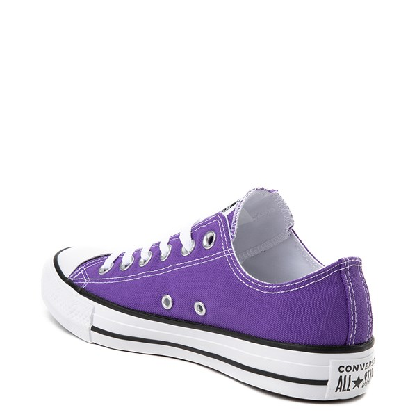 alternate view Converse Chuck Taylor All Star Lo Sneaker - PurpleALT2