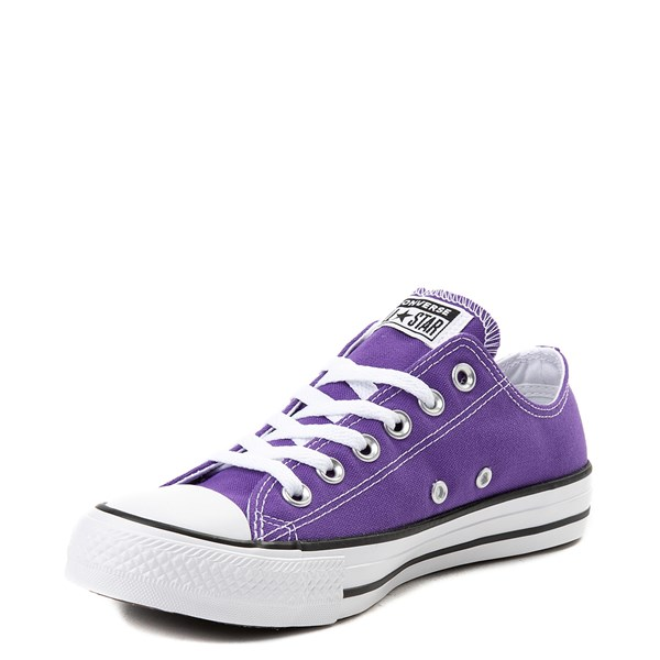 alternate view Converse Chuck Taylor All Star Lo Sneaker - PurpleALT3