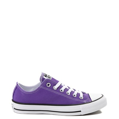 Main view of Purple Converse Chuck Taylor All Star Lo Sneaker