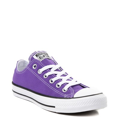 Alternate view of Purple Converse Chuck Taylor All Star Lo Sneaker