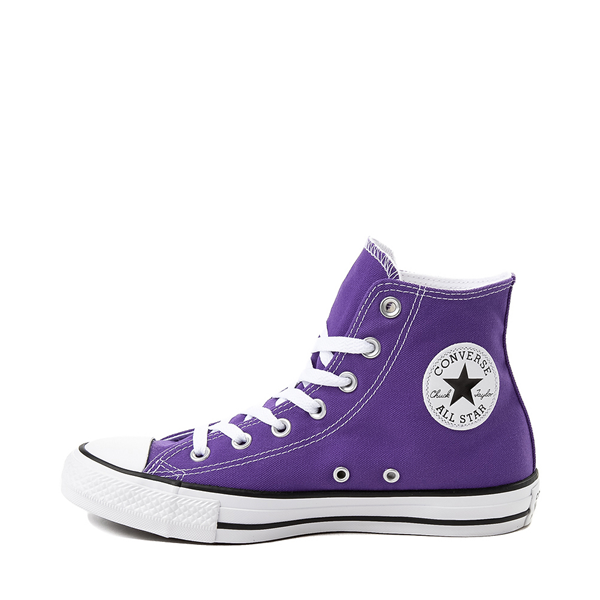 alternate view Converse Chuck Taylor All Star Hi Sneaker - Electric PurpleALT1