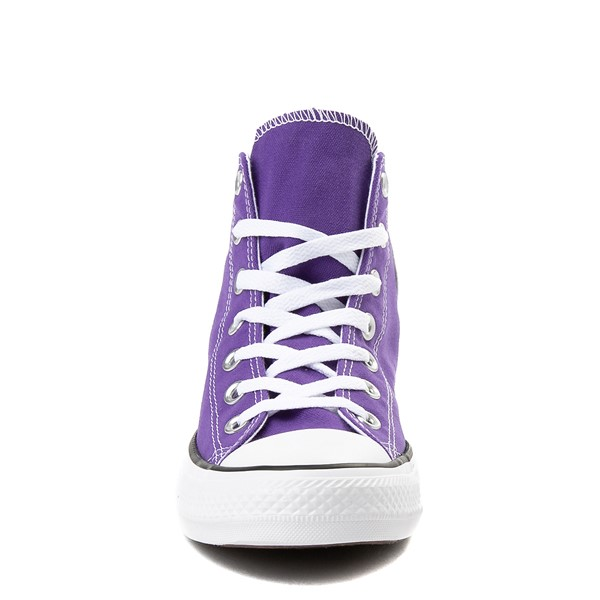 alternate view Converse Chuck Taylor All Star Hi Sneaker - Electric PurpleALT4-Edit