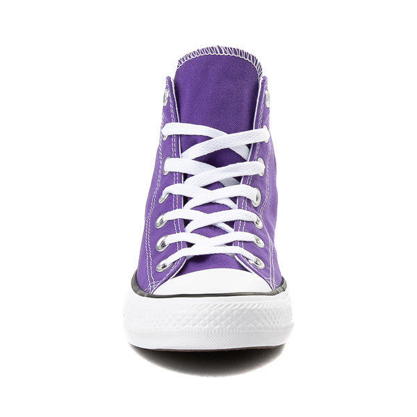 alternate view Converse Chuck Taylor All Star Hi Sneaker - Electric PurpleALT4