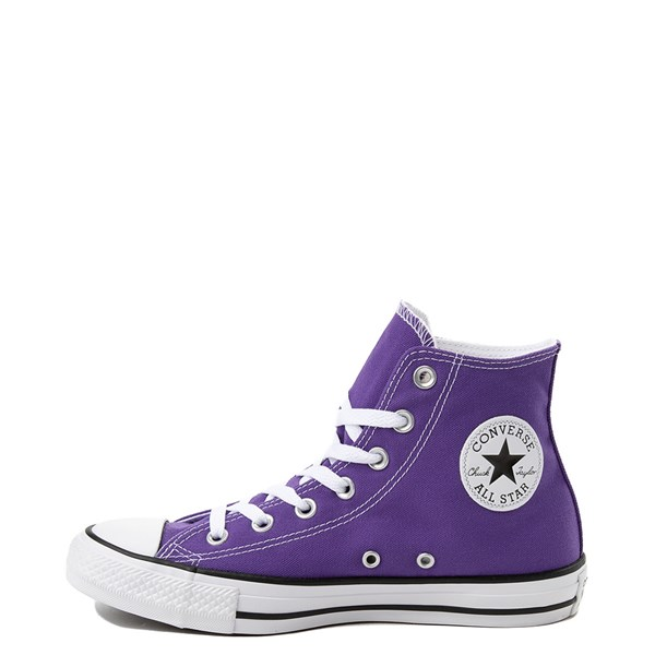 alternate view Converse Chuck Taylor All Star Hi Sneaker - PurpleALT1