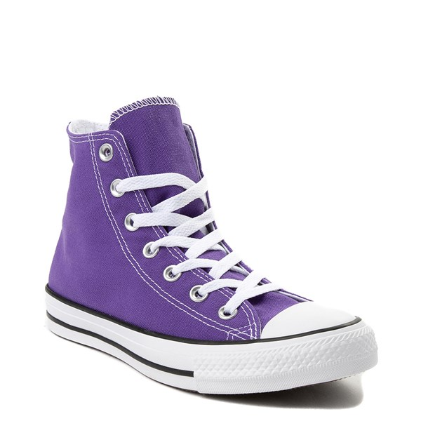 alternate view Converse Chuck Taylor All Star Hi Sneaker - PurpleALT1B
