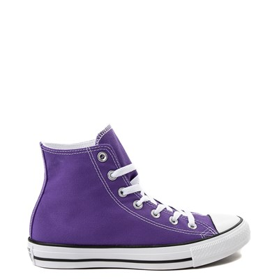 Main view of Converse Chuck Taylor All Star Hi Sneaker - Purple
