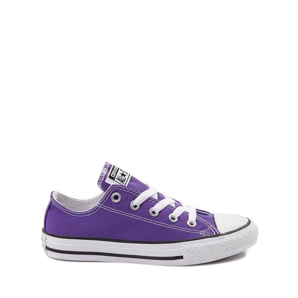 Converse Chuck Taylor All Star Lo Sneaker - Little Kid - Purple