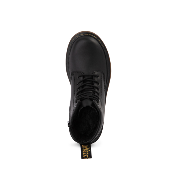 alternate view Dr. Martens 1460 8-Eye Boot - Little Kid / Big Kid - BlackALT2