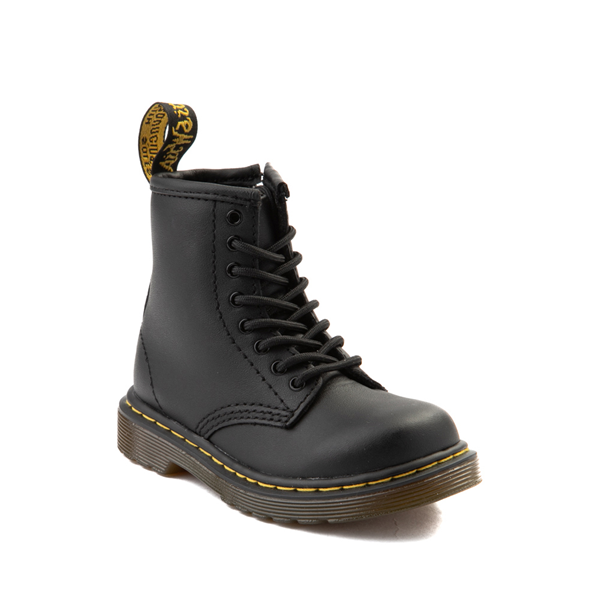 alternate view Dr. Martens 1460 8-Eye Boot - Baby / Toddler - BlackALT5
