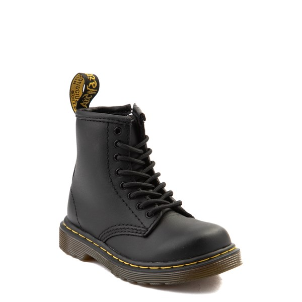 alternate view Dr. Martens 1460 8-Eye Boot - Baby / Toddler - BlackALT1