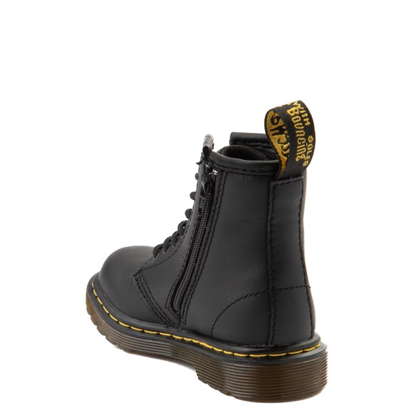 alternate view Dr. Martens 1460 8-Eye Boot - Baby / Toddler - BlackALT2