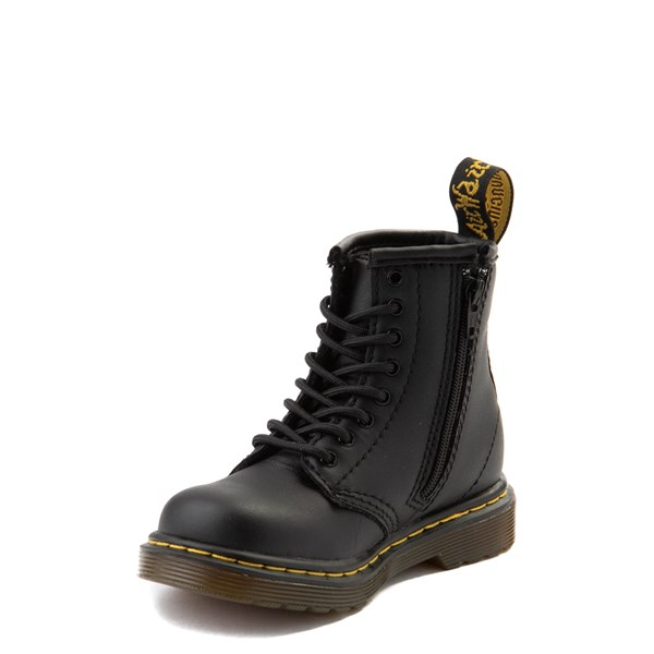 alternate view Dr. Martens 1460 8-Eye Boot - Baby / Toddler - BlackALT3