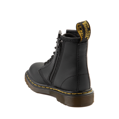 Alternate view of Dr. Martens 1460 8-Eye Boot - Baby / Toddler - Black