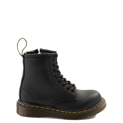 Main view of Dr. Martens 1460 8-Eye Boot - Baby / Toddler - Black
