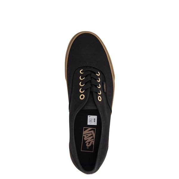 alternate view Vans Authentic Skate Shoe - Black / GumALT4B