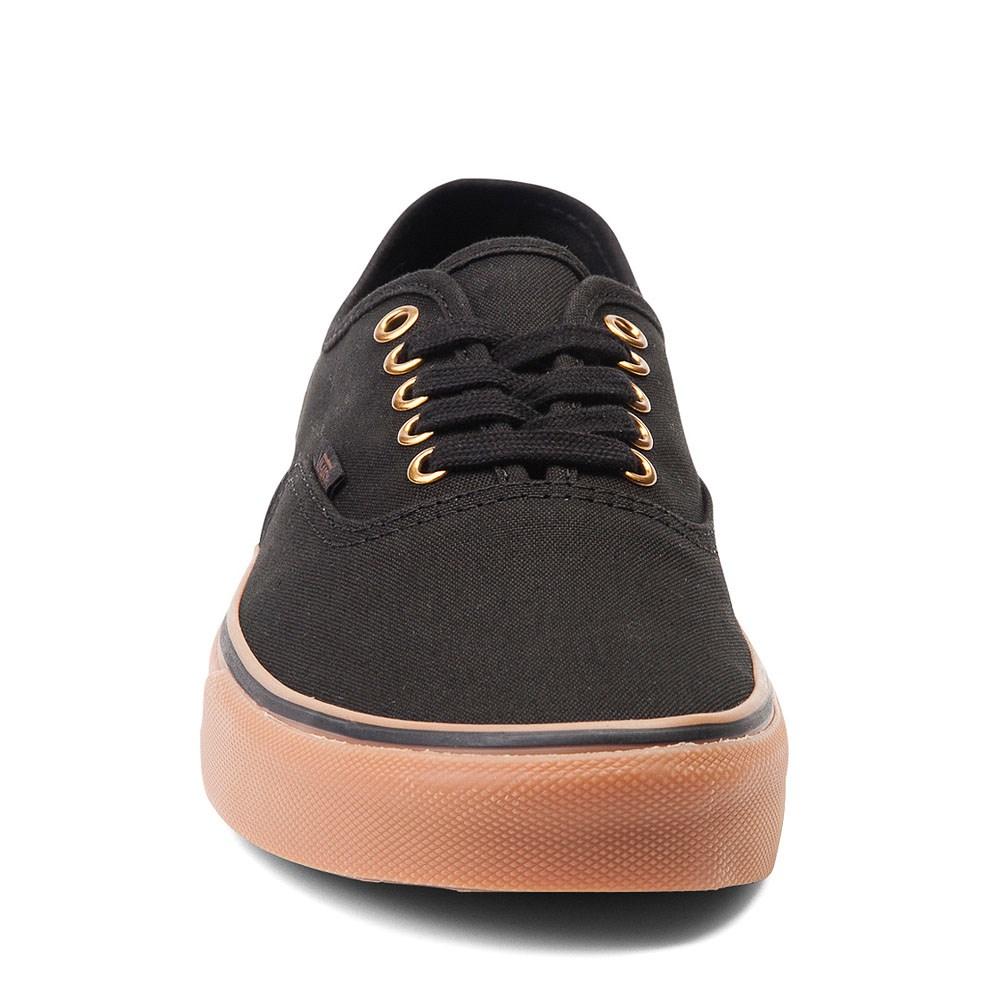 Vans Authentic Skate Shoe - Black / Gum