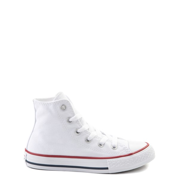 Default view of Converse Chuck Taylor All Star Hi Sneaker - Little Kid - White