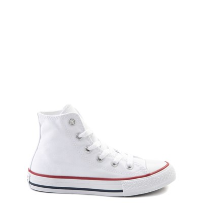 Main view of Converse Chuck Taylor All Star Hi Sneaker - Little Kid - White