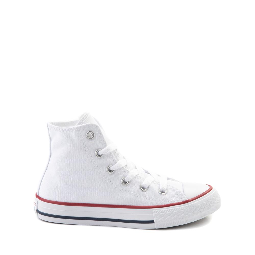 Converse Chuck Taylor All Star Hi Sneaker - Little Kid - White