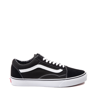 Main view of Vans Old Skool Skate Shoe - Black