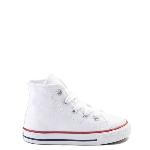 Main view of Converse Chuck Taylor All Star Hi Sneaker - Baby / Toddler - White