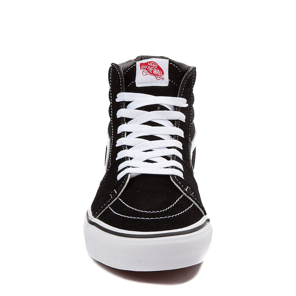 afe02fa14c612 alternate view Vans Sk8 Hi Skate ShoeALT4