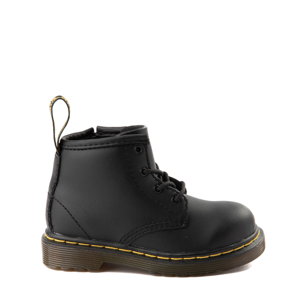Main view of Dr. Martens 1460 4-Eye Boot - Baby / Toddler - Black
