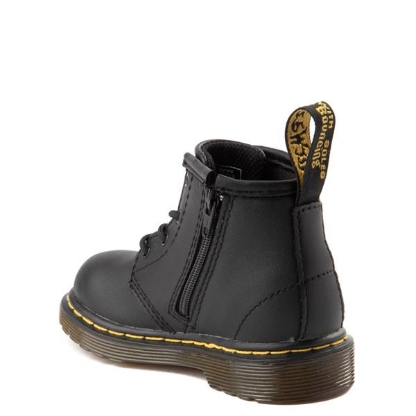 alternate view Dr. Martens 1460 4-Eye Boot - Baby / Toddler - BlackALT2