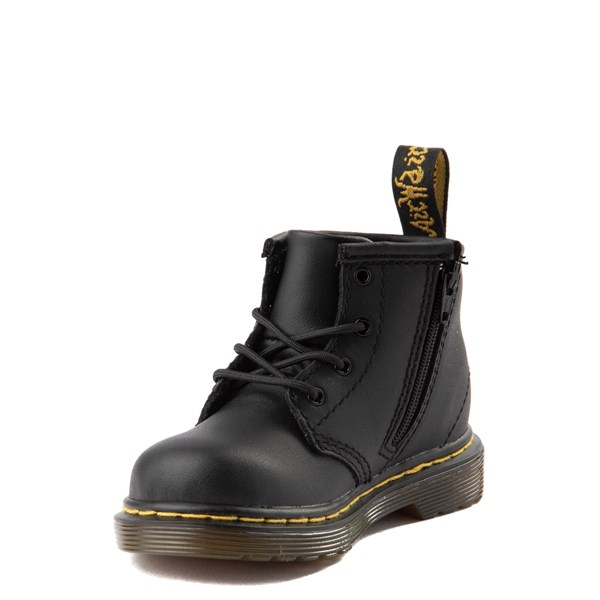 alternate view Dr. Martens 1460 4-Eye Boot - Baby / Toddler - BlackALT3