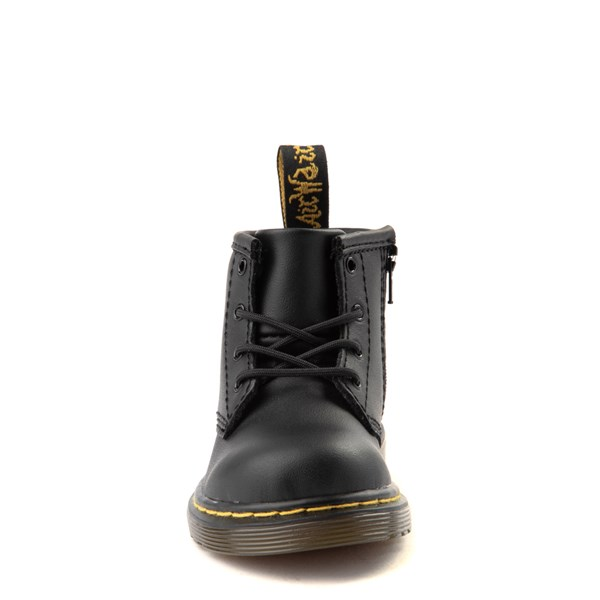 alternate view Dr. Martens 1460 4-Eye Boot - Baby / Toddler - BlackALT4