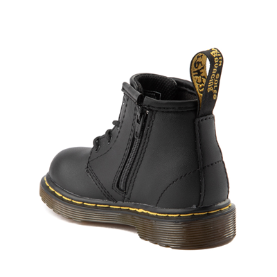 Alternate view of Dr. Martens 1460 4-Eye Boot - Baby / Toddler - Black