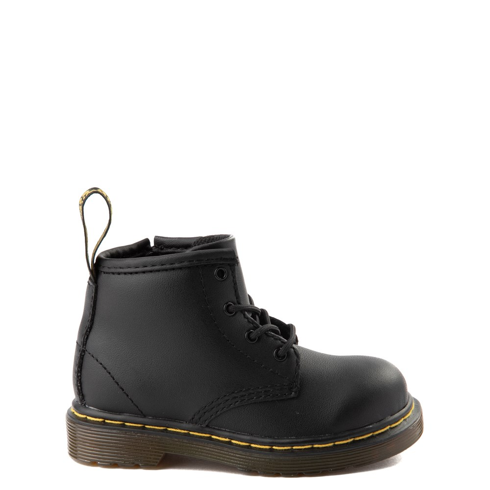 Dr. Martens 1460 4-Eye Boot - Baby / Toddler - Black